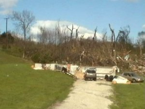 May 4, 2003 tornado outbreak in Kansas City