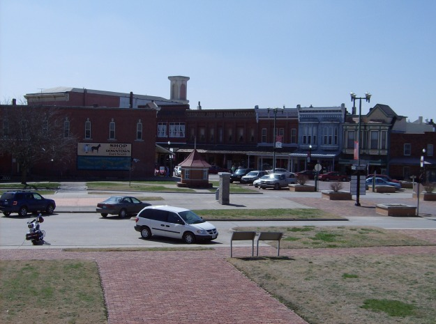 Downtown Fort Scott