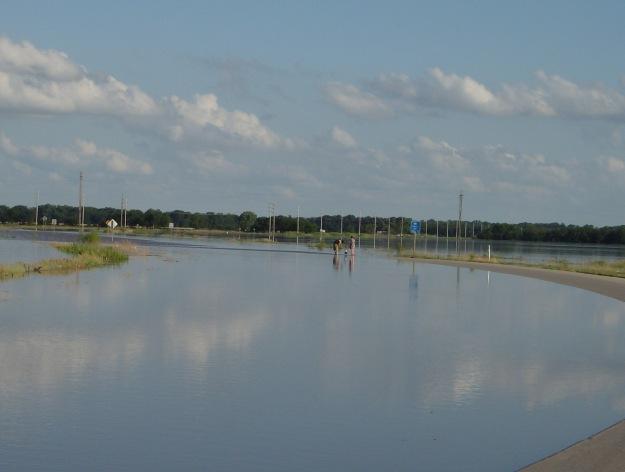 June 2010 Flood, Highway 99