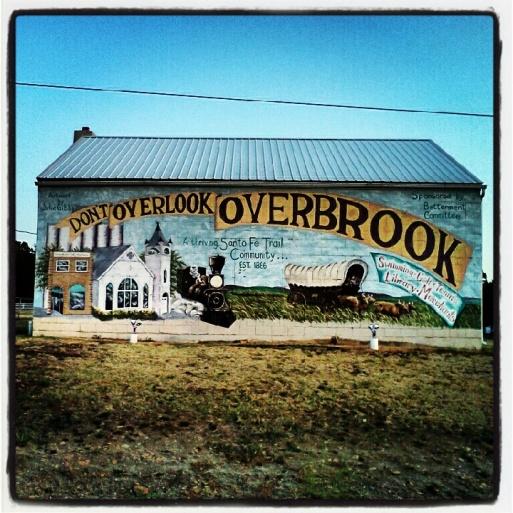 Overbrook Kansas Mural