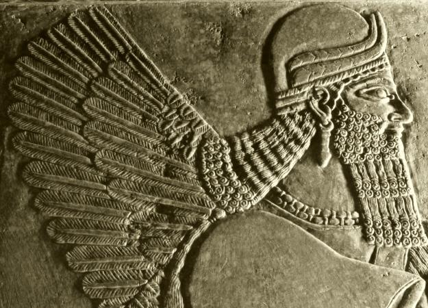 Heartland Nelson Atkins Assyrian