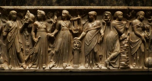 Heartland Nelson Atkins Roman Sarcophagus