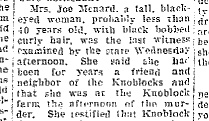 "From ""Trial Slowing Up,"" Emporia Gazette, January 14, 1926."