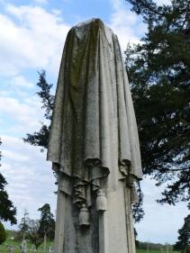 May 12 2013 Hope Cemetery Wandering 089 Drapery