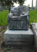 May 12 2013 Hope Cemetery Wandering 090 Chair