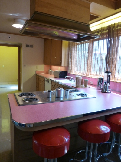 That pink formica countertop is worth $80,000.