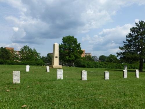 Pioneer Cemetery Soldiers