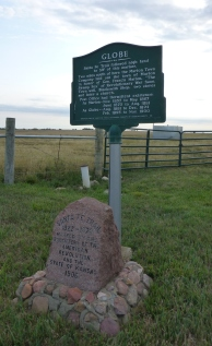 Globe Historic Marker