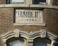 Hamblin Building detail 1