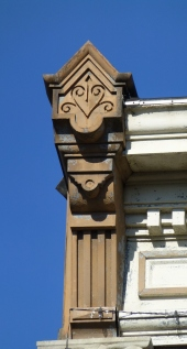 Hamblin Building detail 3