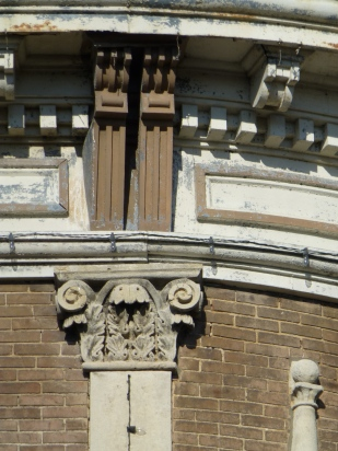 Hamblin Building detail 4