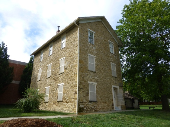 The Old Castle Meseum was originally known as The College Building. Founded in 1858, Baker University is the oldest continually running university in the state of Kansas.