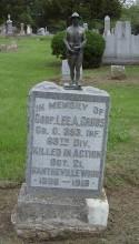 Grubs Memorial, Maplewood Memorial Lawn Cemetery