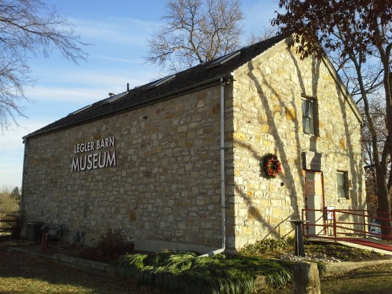 Legler Barn Museum.