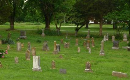Spring Grove Quaker Cemetery, Miami County, Kansas