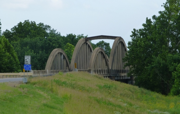 Osawatomie bridge