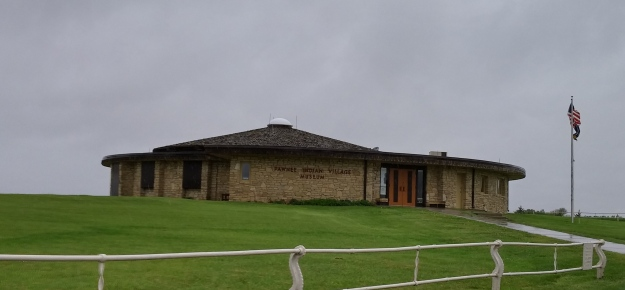 The Pawnee Indian Museum is Kansas' first state historic site.