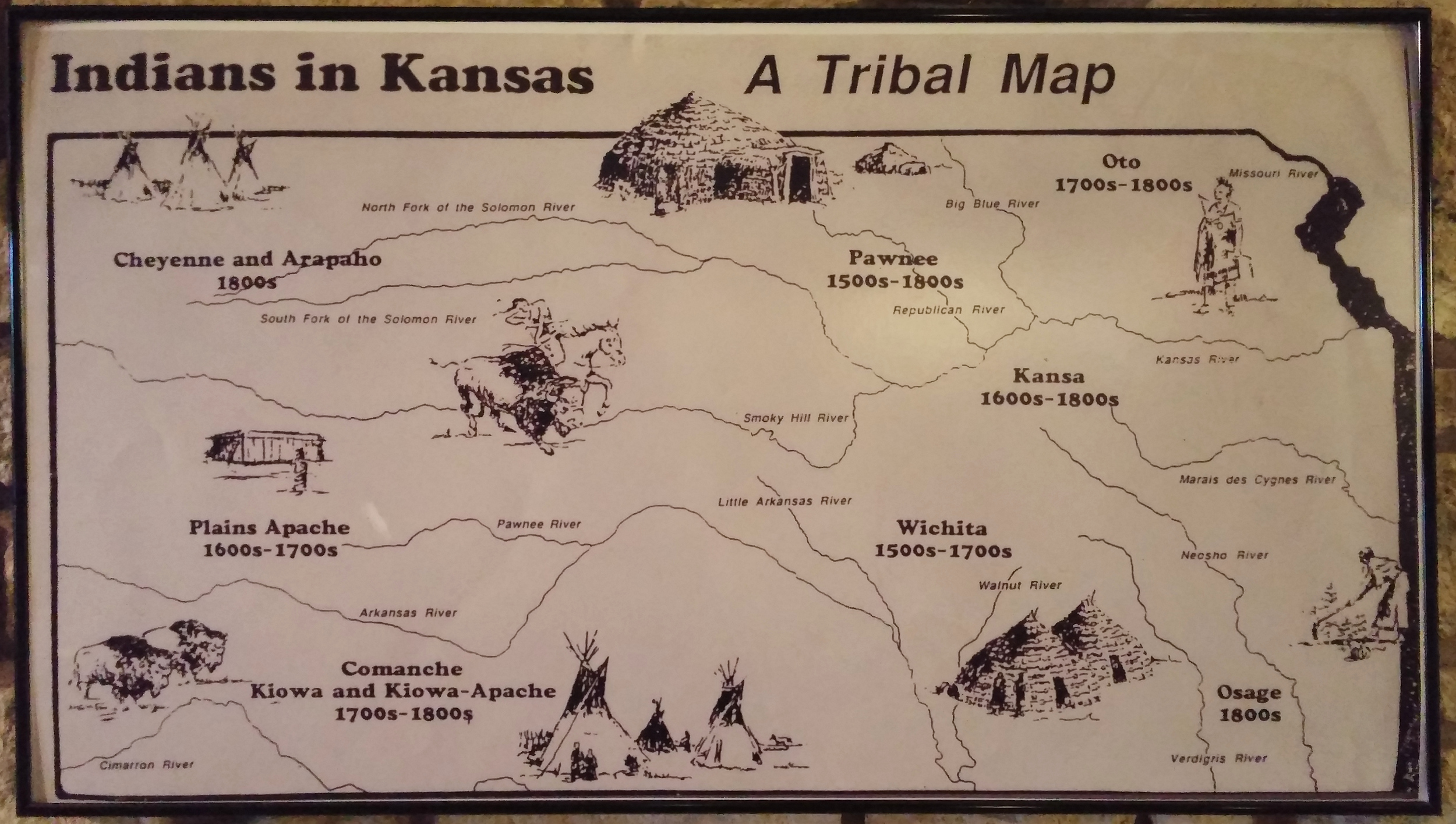 Native American Tribes Arkansas Map Picture Ideas References