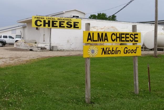 Alma Creamery