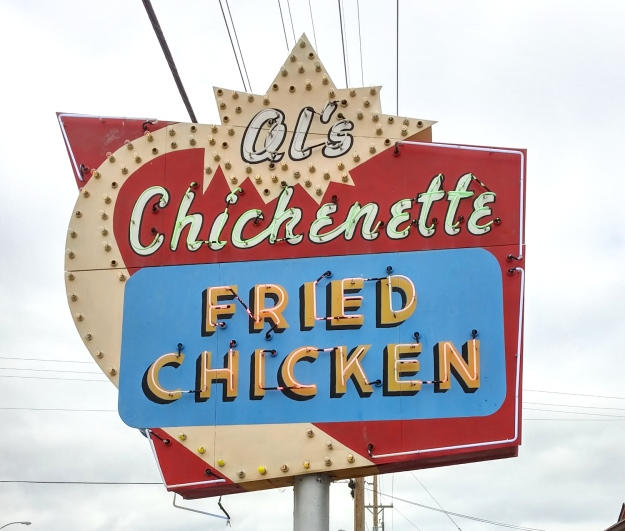 Al's Chickenette in Hays, Kansas