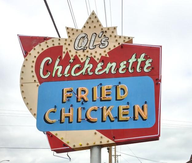 Al's Chickenette in Hays, Kansas